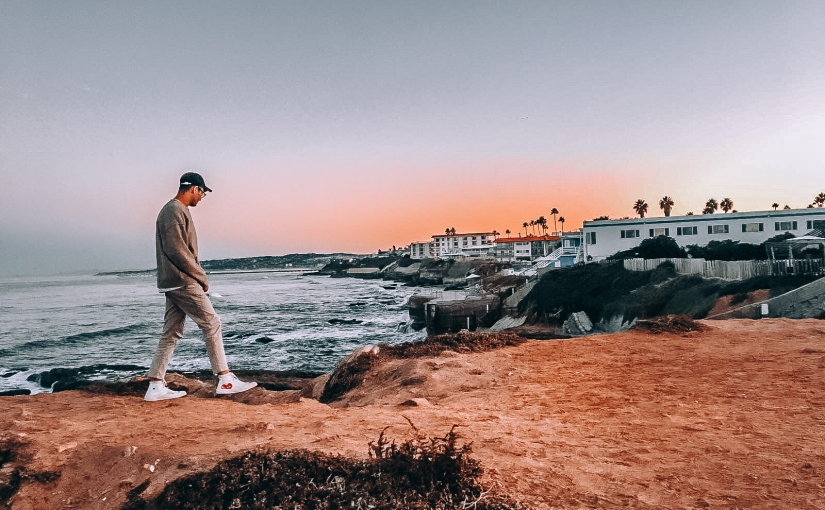 Sunset cliffs – SAN DIEGO